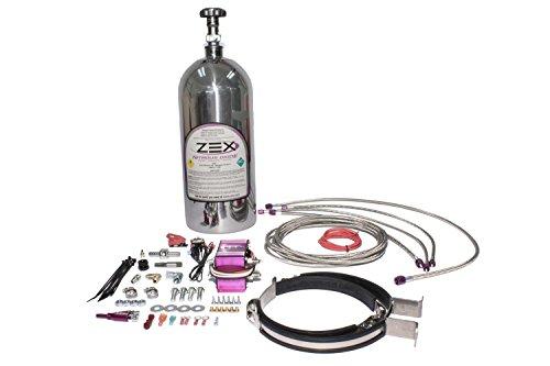 - COMP Cams 82021P Nitrous System (Zex Wet P/Bottle)