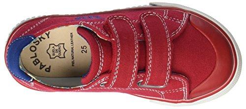 Pablosky 940260, Zapatillas para Niños Rojo (1)