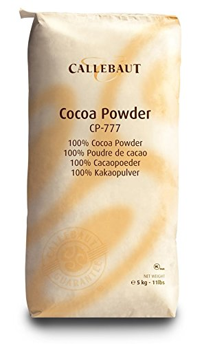 Callebaut Baking Cocoa Powder 2.2lb. bag-#1 rated in Cook's Illustrated