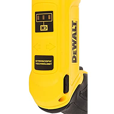DEWALT DCF680G2-GB 7.2V 6.35 mm XR Li Ion Cordless Motion Activated Screwdriver with 2x1.0 Ah batteries included 10