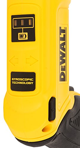 DEWALT DCF680G2-GB 7.2V 6.35 mm XR Li Ion Cordless Motion Activated Screwdriver with 2x1.0 Ah batteries included 4