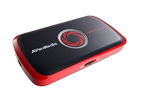 AVerMedia Live Gamer Portable AVT-C875 ポータブル・ビデオキャプチャーデバイス DV358 AVT-C875