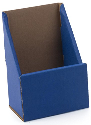 Set of 100 - Tabletop Single Pocket Brochure Holder for 4