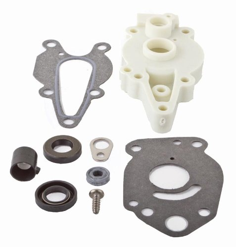 SEI MARINE PRODUCTS-Compatible with Mercury Mariner Force Water Pump Base Assembly 46-42040T5 46-42040A5 6-15 HP