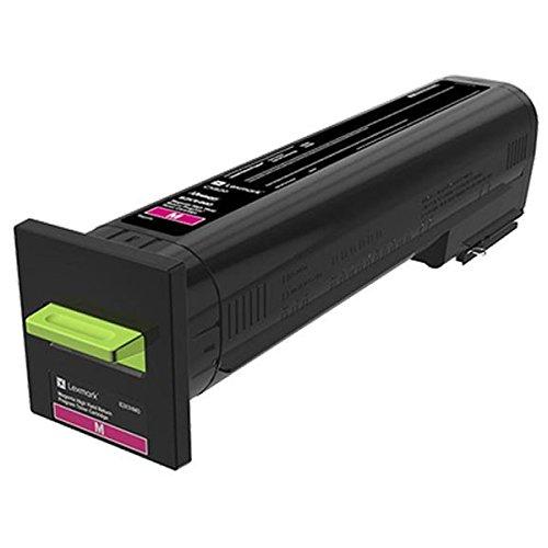 Lexmark High Yield Magenta Return Program Toner Cartridge for US Government, 17000 Yield (82K0HMG)