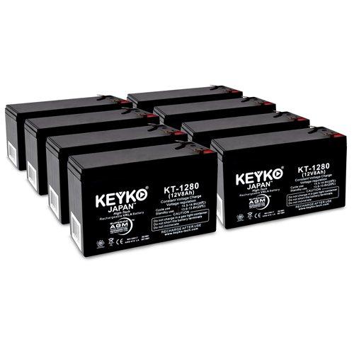 ub 1280 battery - 9