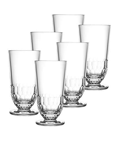 La Rochere 6132.01_471 Artois 13 oz Ice Tea Glass (Set Of 6), Clear