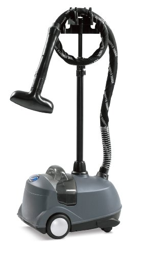 The Sharper Image in-Home Professional Garment Steamer, Black (The Sharper Image In Home Professional Garment Steamer)