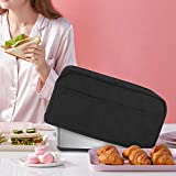 LUXJA Toaster Cover for 4 Slice Long Slot Toaster