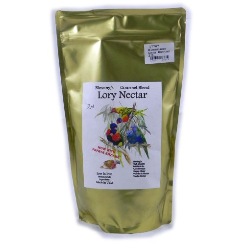 Lory Food - Blessing's Gourmet Lory Nectar 2lb