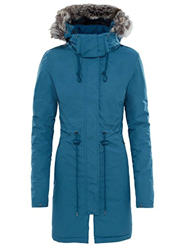 Blue Parka Da The Zaneck Metropolis Face North Donna Prussian qv8WU