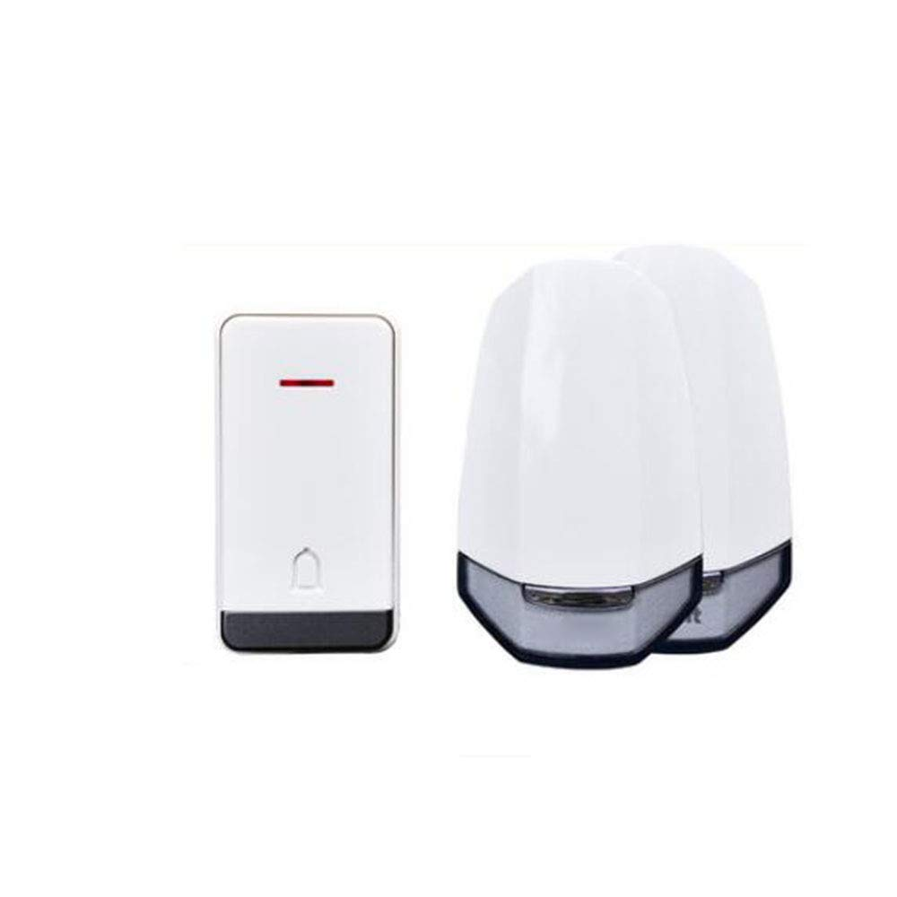 Wireless doorbell Self-powered home No battery required Ultra-long distance Electronic remote control Intelligent door Ling