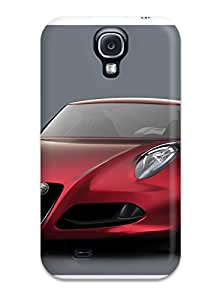Fashionable QnHmSSL547caSKh Galaxy S4 Case Cover For Alfa Romeo 4c 38 Protective Case