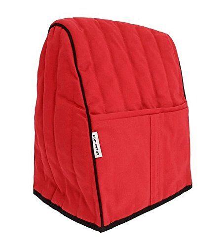 Cloth Cover for Kitchen KMCC1ER Stand Mixer (Red)
