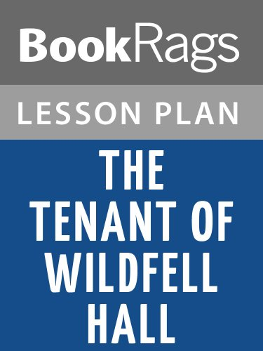 Lesson Plans The Tenant of Wildfell Hall