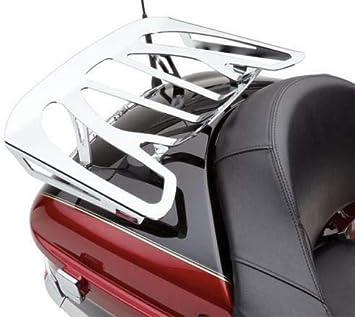 Cobra Tubed Luggage Rack for 2009-2011 Kawasaki VN1700 Vulcan 1700 Nomad O.E.M.