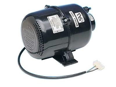 Air Supply Florida 2 Horsepower Ultra 9000 Portable Spa Blower - 120 Volts