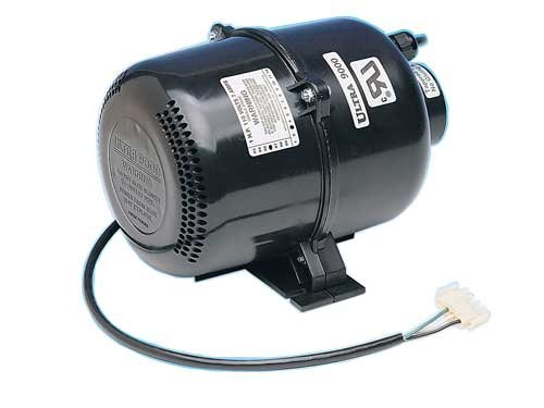 Air Supply Florida Ultra 9000 1 Horsepower Spa and Hot Tub Blower, 120 Volts - Jacuzzi Tub Pump
