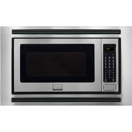 Frigidaire Gallery Series 2 Cu Ft 1200W Sensor Microwave Oven for Built-In Installation, Stainless Steel by Supernon