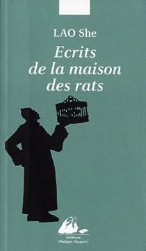 Ecrits de la maison des rats par She