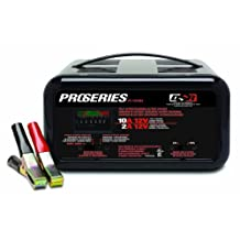 Schumacher PS-1022MA DSR ProSeries 2/10 Amp 12 Volt Automatic or Manual Bench Battery Charger