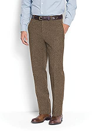 Orvis County Donegal Tweed Pants, Brown Mix, 32W X 26L