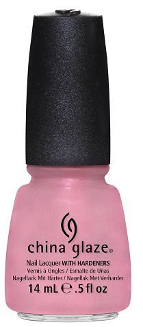 China Glaze Nail Lacquer, Pink-Ie Promise, 0.5 Fluid (Pinkie Ie)