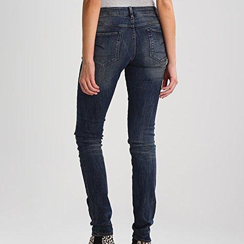 G-Star 3301 MID SKINNY Damen Jeans Skinny Fit Hose Gr .W30 L32 blau IMsXyy7wY
