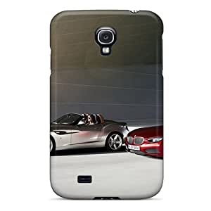 Slim Fit Tpu Protector Shock Absorbent Bumper Bmw Zagato Roadster Auto Hd 14 Cases For Galaxy S4