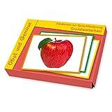Grundwortschatz: Obst und Gemüse (Fotokarten zur Sprachförderung)