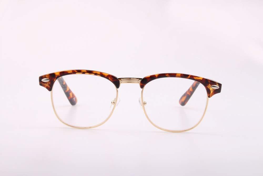 Atlantic AE0060 Gafas de Lectura Tortuga y Oro Hombre y Mujer con funda +3.00