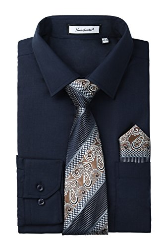 dress shirts ties matching - 8