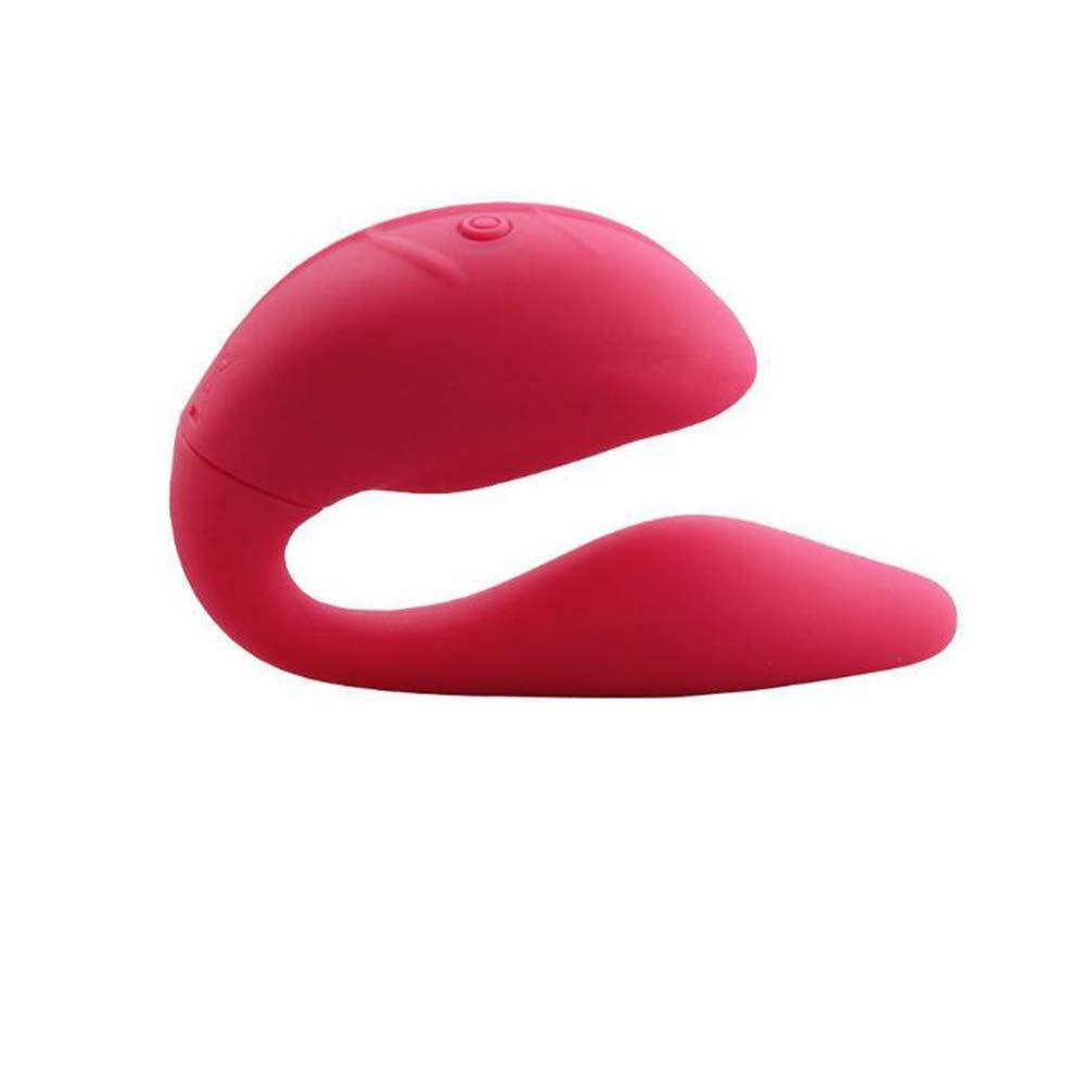Vibrador Estimulante Masajeador De Silicona Clítoris Y G-Spot Estimulante Vibrador Juguete Recargable Silencioso 383f7a