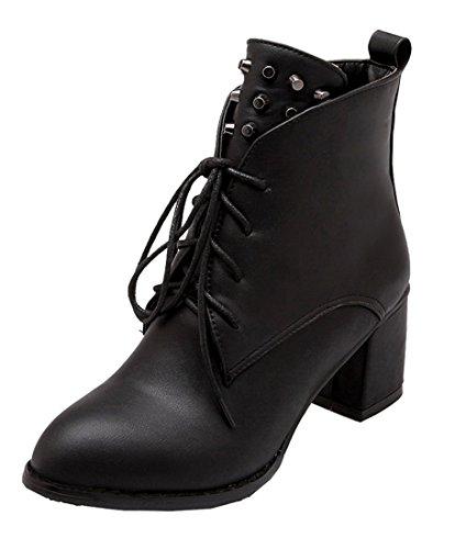 botas Mujer clásicas clásicas YE YE negro botas 4OxwBzUxq