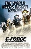 MovieStore G-FORCE ORIGINAL MOVIE POSTER