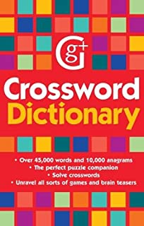 Daily Mail: Crossword Dictionary: Over 80, 000 Words (The