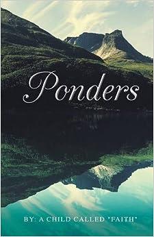 'PONDERS'