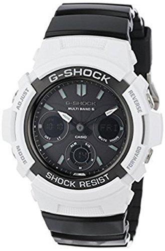 Casio G-Shock Multi-Band 6 Atomic Solar Watch AWG-M100GW-7A, AWGM100GW
