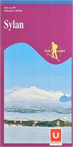 Livres pdf gratuits en anglais à télécharger Sylan 1:100.000 topographique carte de randonnée de la Norvège # 2595 B00DG7HD6S by Turkart - Nordeca ePub