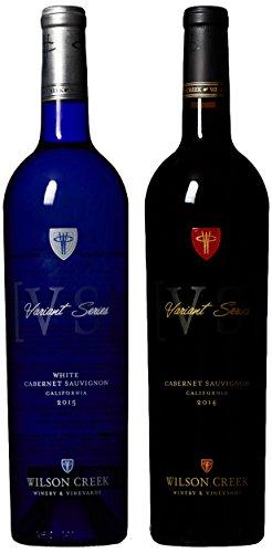 NV Wilson Creek Variant Series Cabernet Sauvignon Mixed Pack, 2 x 750 ML