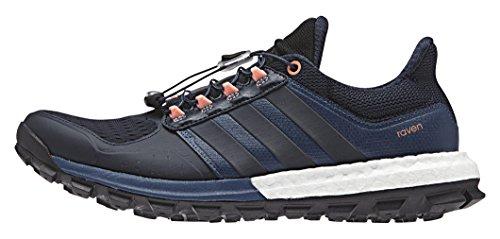 adidas Damen Raven W Laufschuhe, Azul / Rojo (Azumin / Maosno / Brisol), 39 1/3 EU