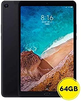 Xiaomi Mi Pad 4 Plus 4+64 LTE (Negro): Amazon.es: Electrónica