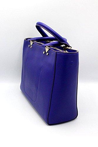 EMPORIO ARMANI NELLIE TOTE BAG Y3D091YH23A Bluette