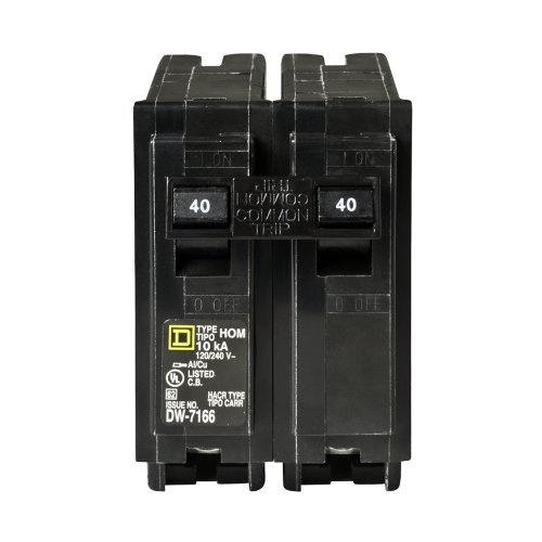 Square D By Schneider Electric Hom240cp Homeline 40 Amp