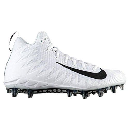(ナイキ) Nike Alpha Menace Pro Mid メンズ フットボールアメフトシューズ [並行輸入品] B06ZZQFPKQ