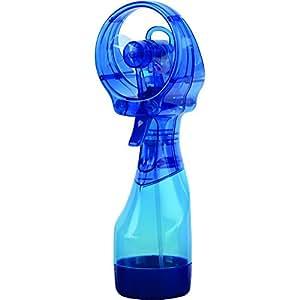 O2COOL Deluxe Misting Fan, Blue