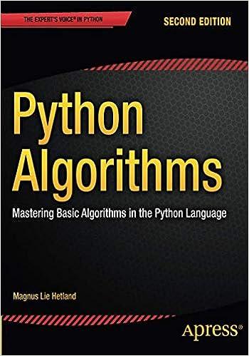Descargar Torrent El Autor Python Algorithms: Mastering Basic Algorithms In The Python Language Donde Epub