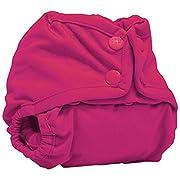 Rumparooz Newborn Cloth Diaper Cover Snap, Sherbert