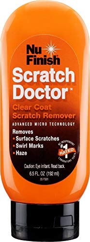 Used, Nu Finish Scratch Doctor for sale  Delivered anywhere in USA