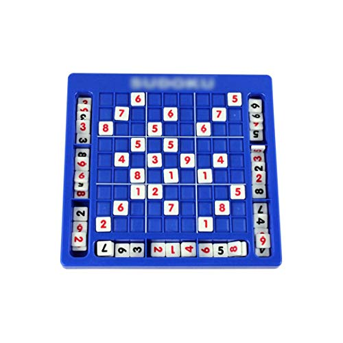 TLMYDD Game Chess Jiugong Children's Digital Puzzle Sudoku Educational Toys Desktop Intelligence Logic Thinking Game 24x25x2.5cm Children's Educational Toys